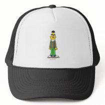 Frustrated Bert Trucker Hat