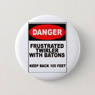 Frustrated Twirler Button