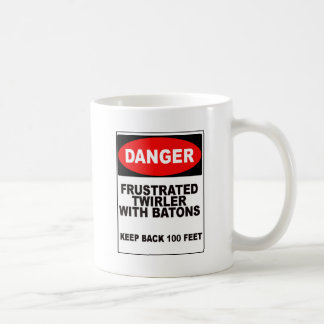 Frustrated Twirler Coffee Mug