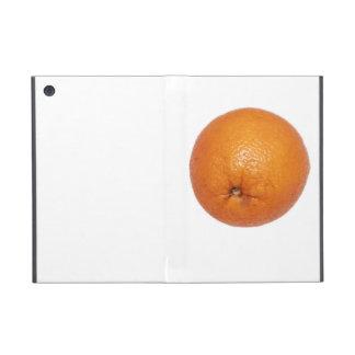 Fruta anaranjada iPad mini carcasa