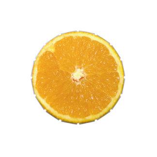 Fruta anaranjada - lata del caramelo latas de dulces