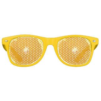 Fruta anaranjada - sombra del fiesta de las gafas lentes de sol