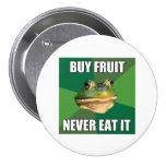 Fruta asquerosa de la compra de la rana del solter pin