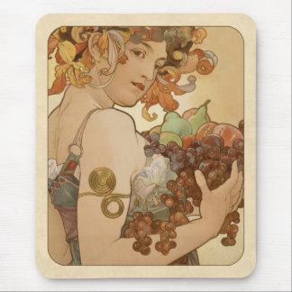 Fruta CC0160 de Mucha Mouse Pad