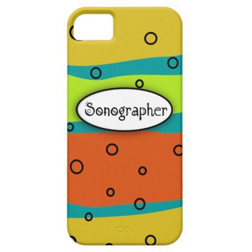 Fruta cítrica artsy del caso del iPhone 5 de Sonog iPhone 5 Case-Mate Protector