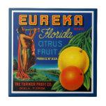 Fruta cítrica de Eureka la Florida Tejas Ceramicas