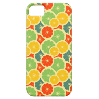Fruta cítrica funda para iPhone 5 barely there