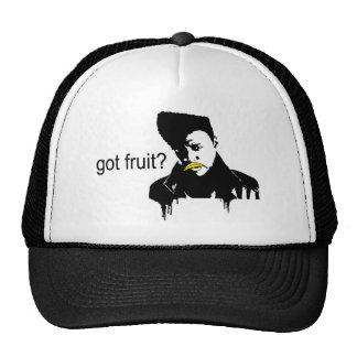 ¿fruta conseguida? Casquillo del camionero Gorra