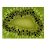 Fruta de kiwi postal