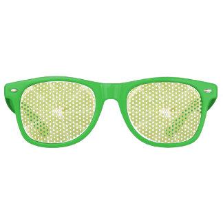 Fruta de la cal - sombra del fiesta de las gafas lentes de sol