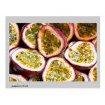 fruta de la pasión postales