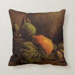 Fruta de las verduras de Van Gogh, todavía del Almohada
