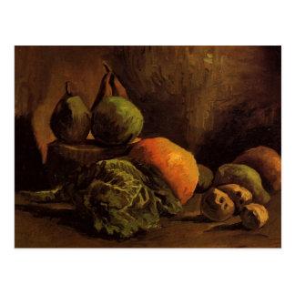 Fruta de las verduras de Van Gogh todavía del vin