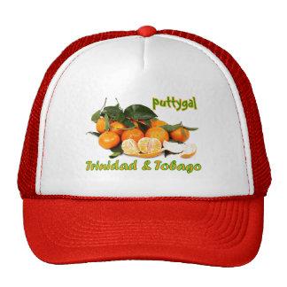 Fruta de Trinidad and Tobago Puttygal Gorros Bordados