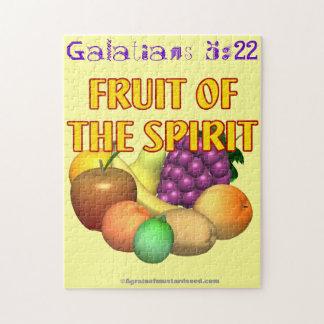 Fruta del alcohol puzzles