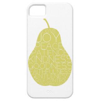 Fruta del caso del iPhone del alcohol iPhone 5 Carcasas