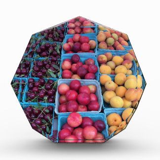 Fruta del mercado de los granjeros
