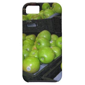 Fruta del parque zoológico 031.JPG-apples de iPhone 5 Case-Mate Funda