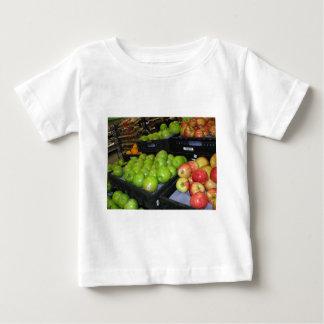 Fruta del parque zoológico 031.JPG-apples de T-shirt