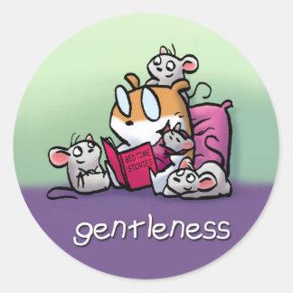 Fruta del pegatina del alcohol (Gentleness)