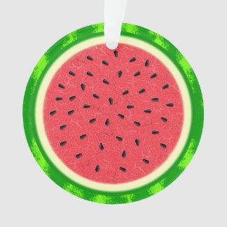 Fruta del verano de la rebanada de la sandía con