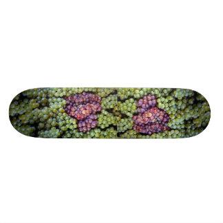 Fruta deliciosa de las uvas patín personalizado