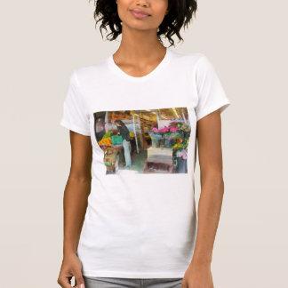 Fruta fresca de compra camiseta