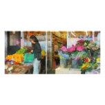 Fruta fresca de compra tarjetas publicitarias personalizadas