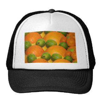 fruta fresca gorras de camionero