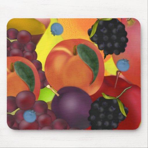 Fruta fresca Mousepad