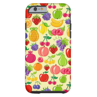 Fruta Funda Resistente iPhone 6
