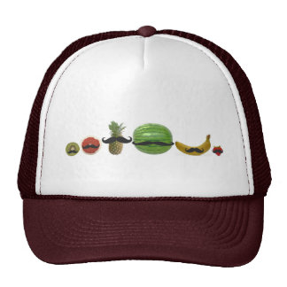 ¡Fruta! Gorra del camionero