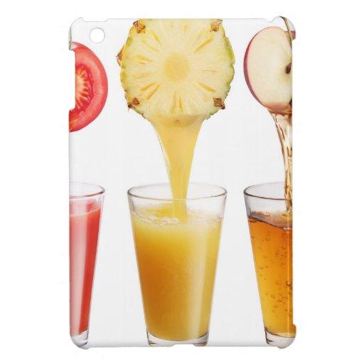 fruta juice6.jpg iPad mini fundas