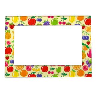 Fruta Marcos Magneticos Para Fotos
