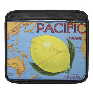 Fruta pacífica de la marca manga de iPad