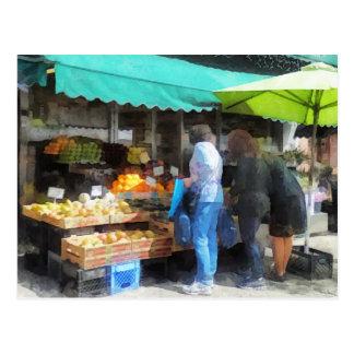 Fruta para la venta Hoboken NJ Postal