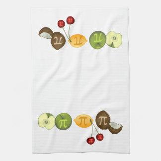 Fruta pi toallas de mano