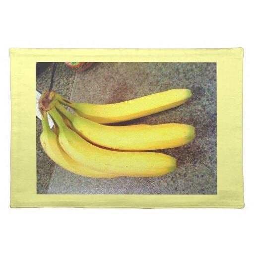 Fruta Placemats Mantel Individual