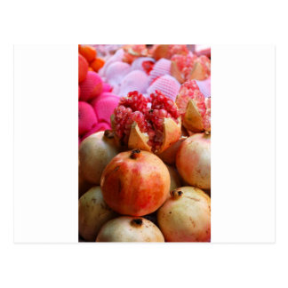 Fruta tailandesa postales