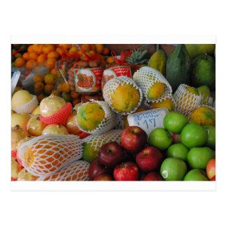 Fruta tailandesa postal