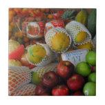 Fruta tailandesa tejas