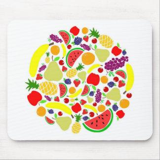 Fruta Tapetes De Raton