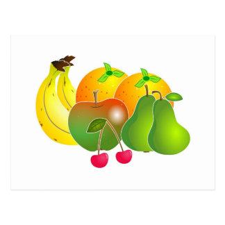 Fruta Tarjetas Postales