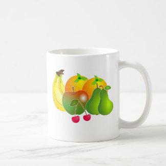 Fruta Taza