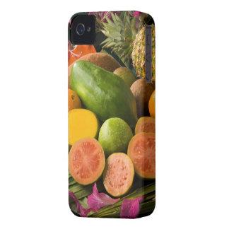 Fruta tropical carcasa para iPhone 4