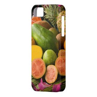 Fruta tropical funda para iPhone SE/5/5s