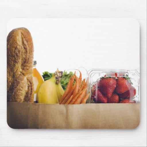Fruta y comida Mousepad 65 Alfombrilla De Ratón