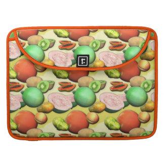 Fruta y melones fundas para macbook pro