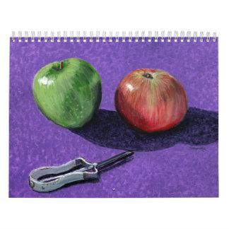 Fruta y Veggies Calendarios De Pared