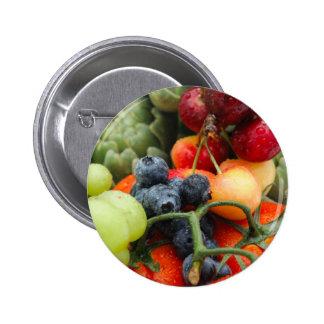 Fruta y verduras pins